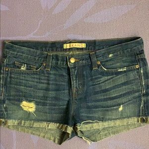 J Brand Jean Shorts Size 30